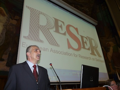22nd RESER International Conference